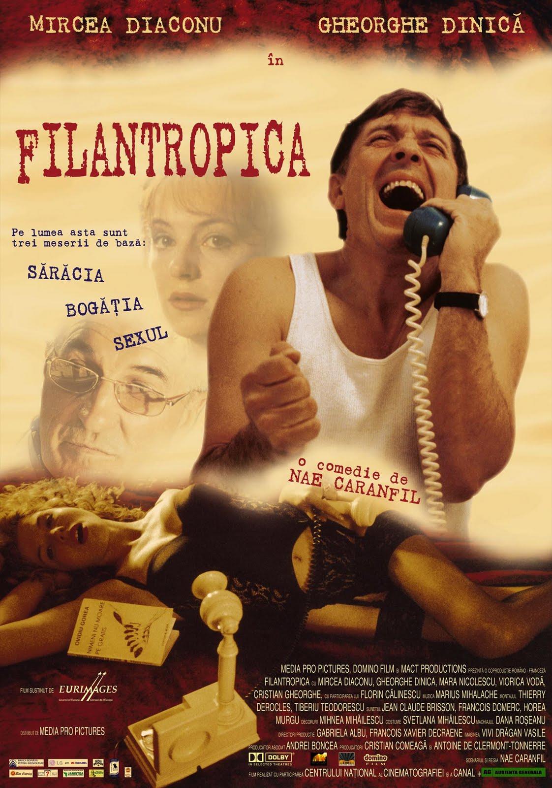 Filantropica (2002)Nae Caranfil