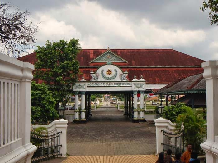 Keraton Yogyakarta - Jawa Tengah