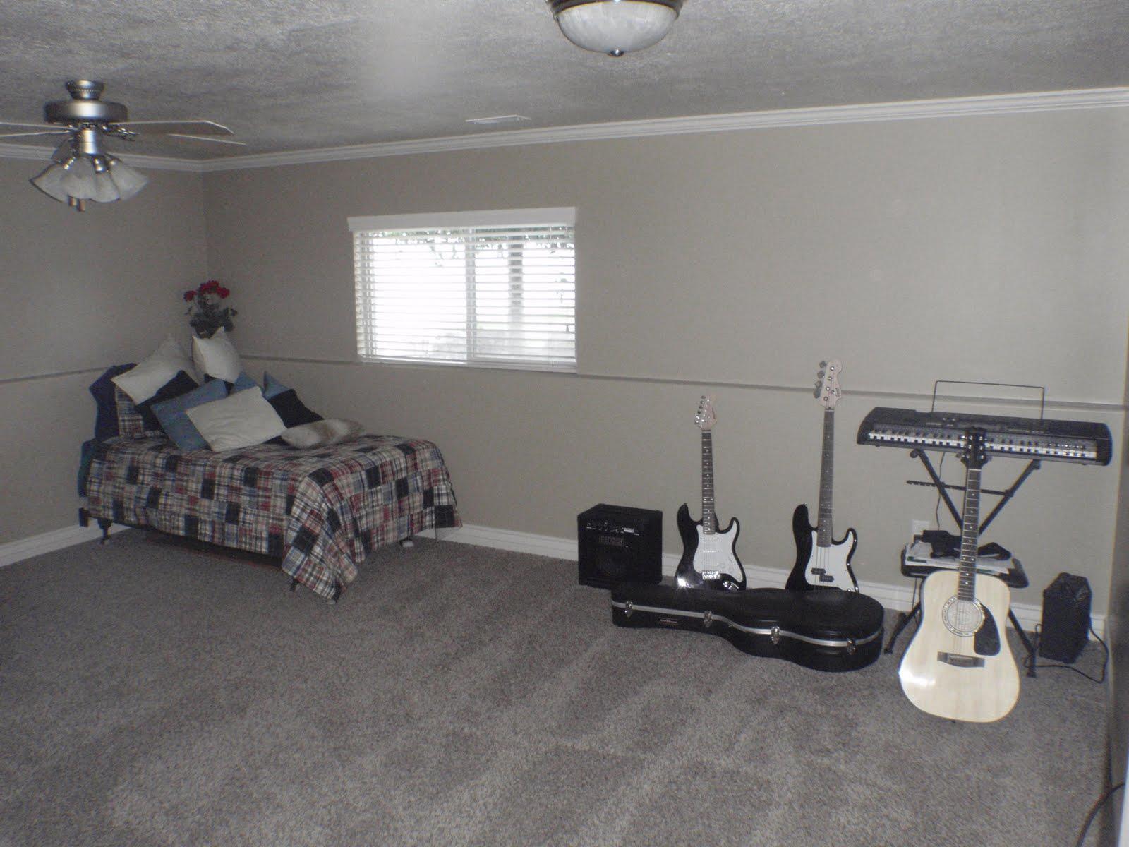 Beautiful Utah Home Basement Bedrooms