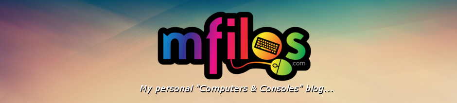 mfilos Computers & Consoles blog