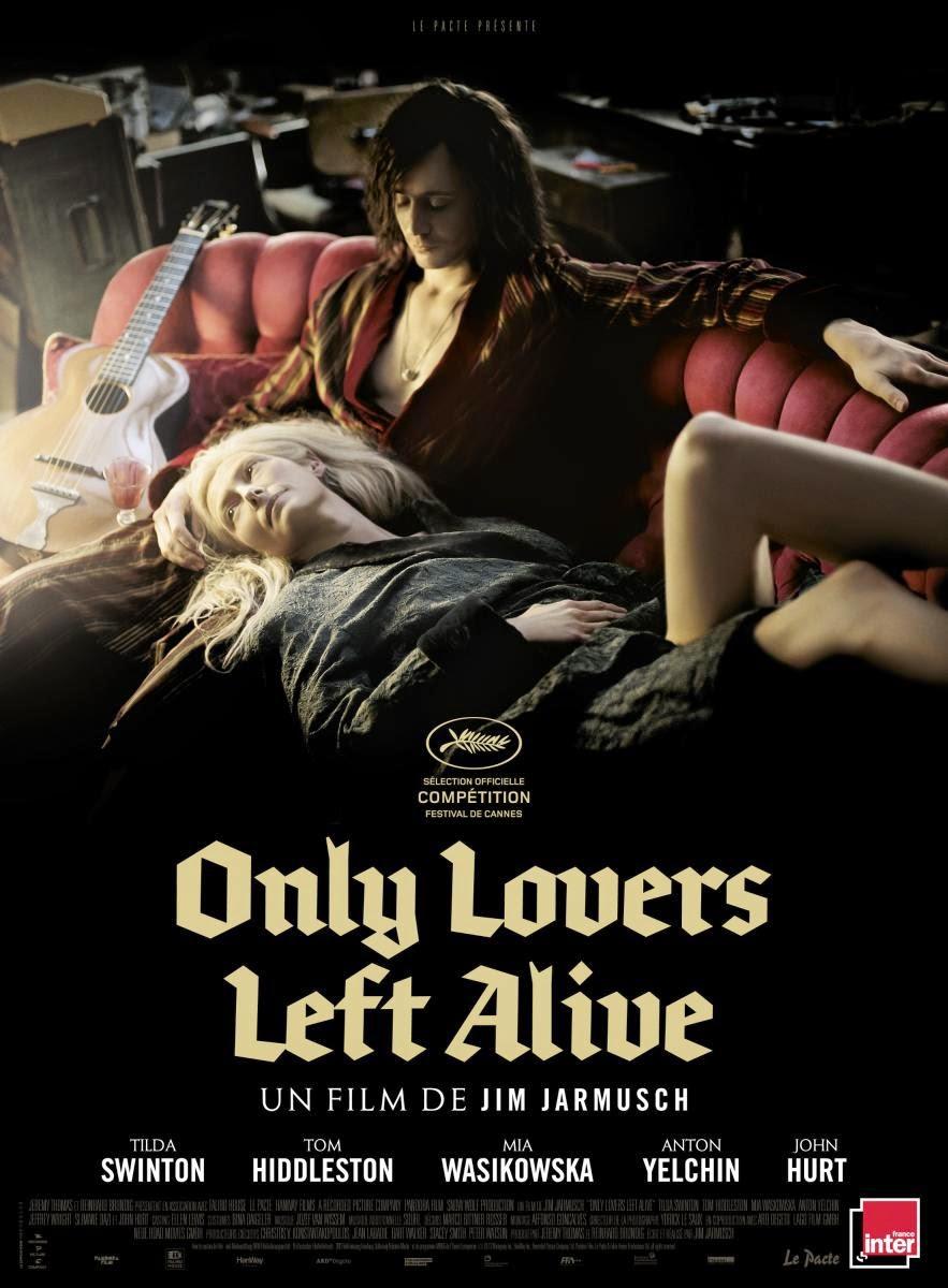 only lovers left alive cine