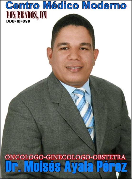 DR. MOISES AYALA PEREZ, prestigioso médico barahonero