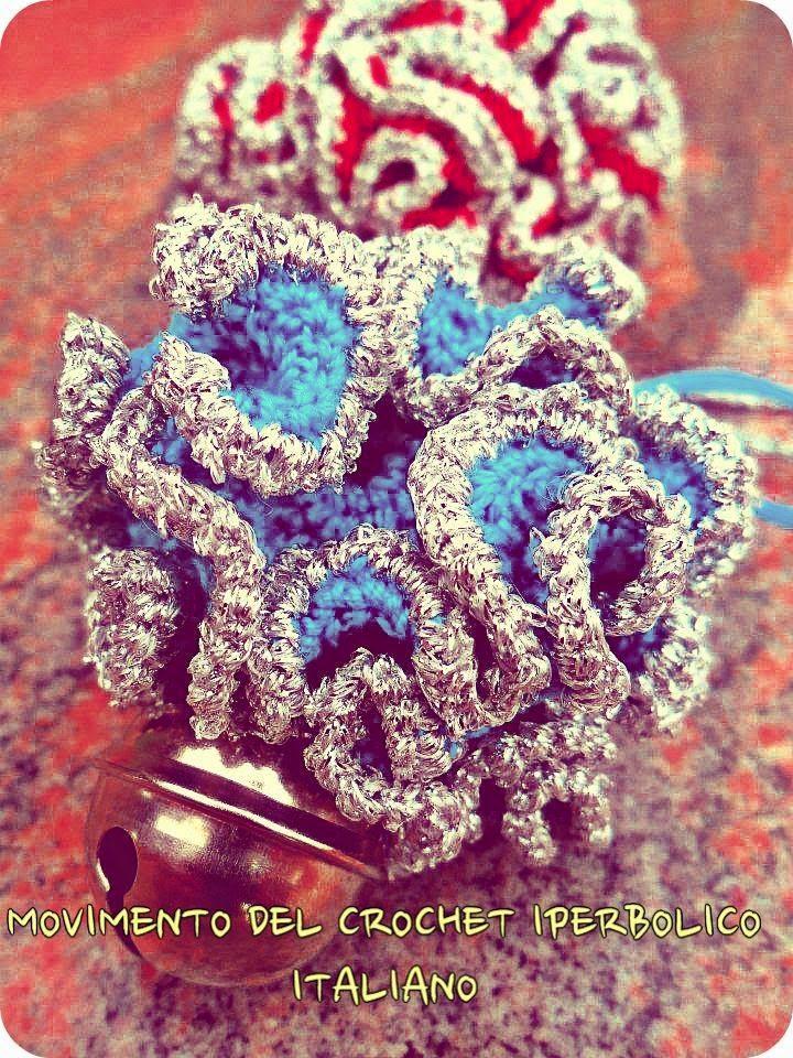 Movimento Del Crochet Iperbolico Italiano
