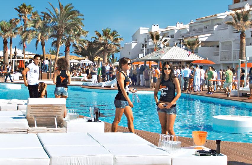 Chilli Travel Blog: Ushuaia Beach Club Ibiza