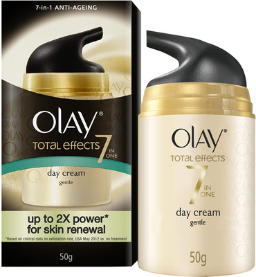 Art Fashion Curcol Tentang Si Olay Total Effects Day