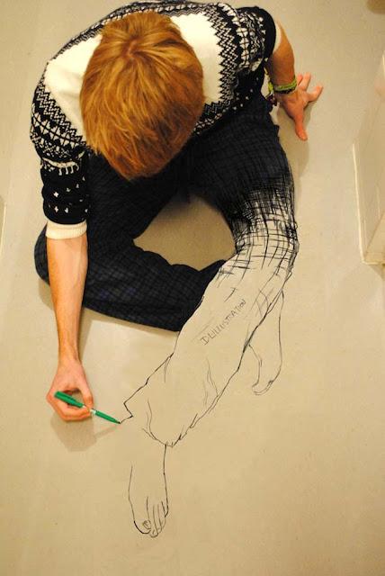 Orgininality Pencil Drawing By Dan LesterOrgininality Pencil Drawing By Dan Lester