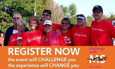 Challenge Walk Team 2009