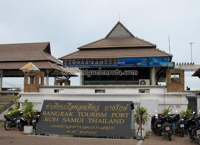 Bang Rak Pier