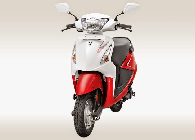 Hero Pleasure Bike With Latest Features And Price Sagmart