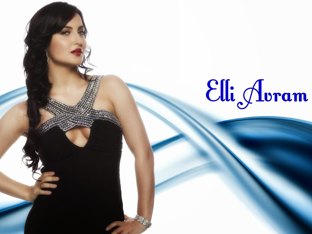 Elli Avram Hot HD Wallpapers 2014