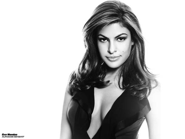 Eva Mendes Hairstyle T...
