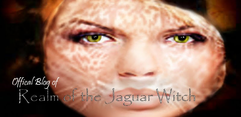 Realm of the Jaguar Witch