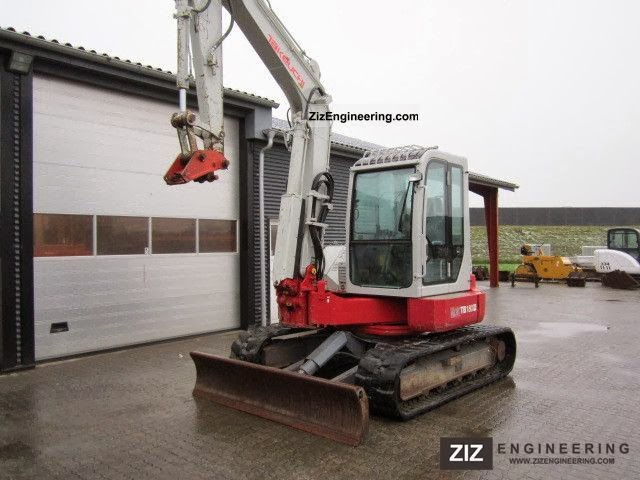 Escavatore Takeuchi 180 FR