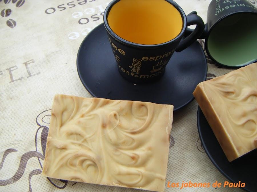 Jabón de café