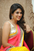 Shraddha das photos in Saree at Rey audio launch-thumbnail-1
