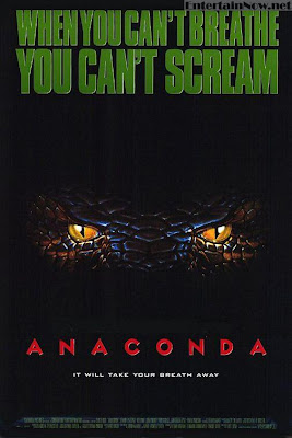 Watch Anaconda 1997 BRRip Hollywood Movie Online | Anaconda 1997 Hollywood Movie Poster