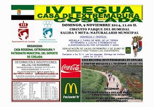 IV Legua Casa Extremadura Coslada