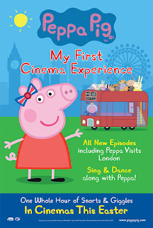 Peppa Pig My First Cinema Experience (2017)