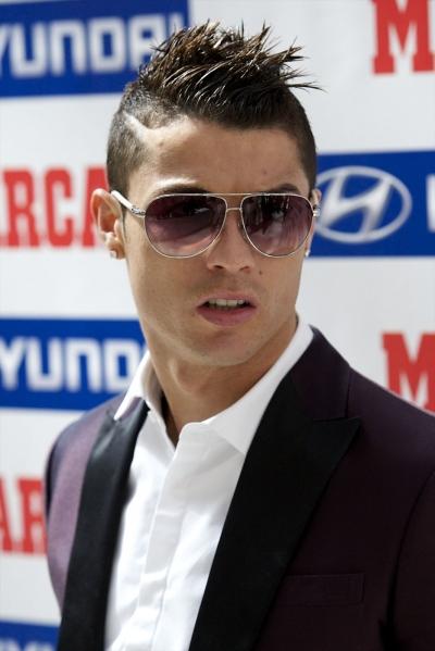 Ronaldo Hairstyles