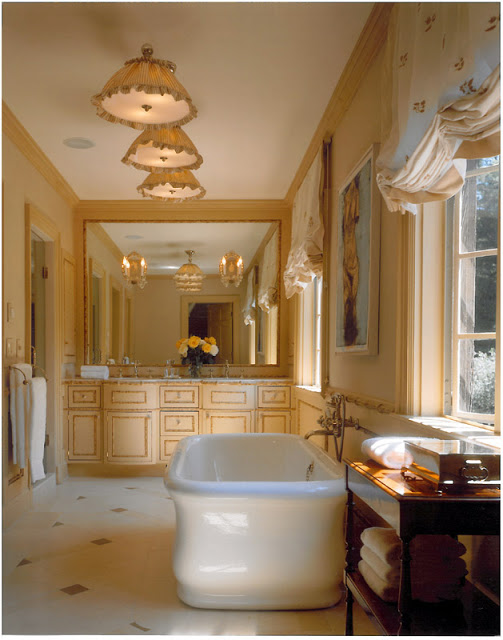 Which would you choose the enchanted home for Clive christian bathroom designs