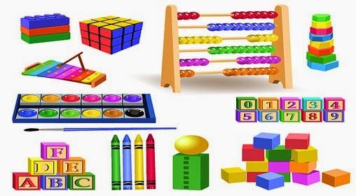Berbagai Jenis Permainan dan Alat Permainan Edukatif