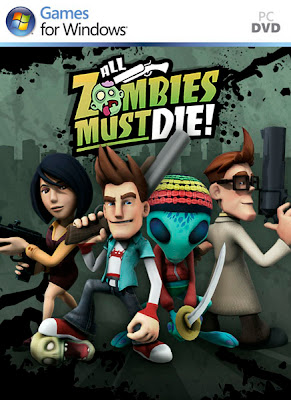 Free All Zombies Must Die Games Download
