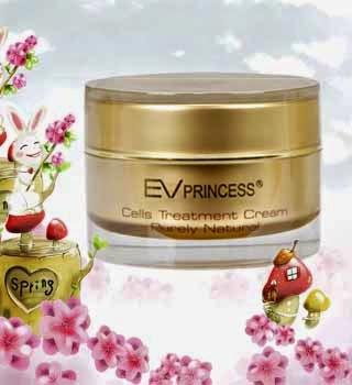 Cách sử dụng hiệu quả đặc trị nám da với kem EV Princess