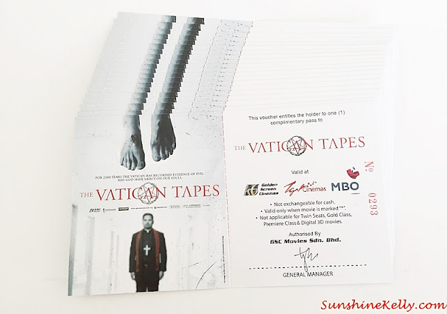 The Vatican Tapes, Giveaway, Movie Pass Giveaway