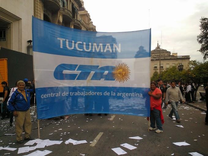 Repudiamos y rechazamos represion a Vendedores Ambulantes