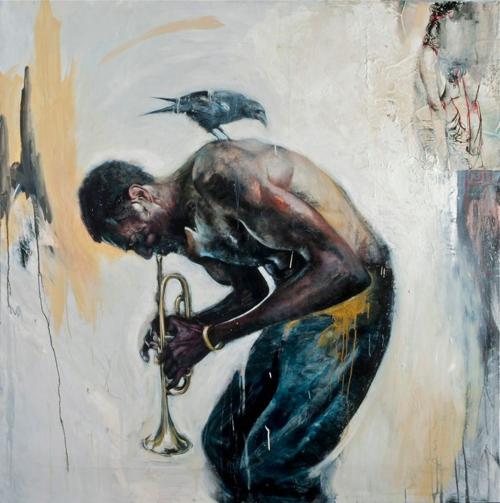 Jason Shawn Alexander, figurative painter - Figurative Artist