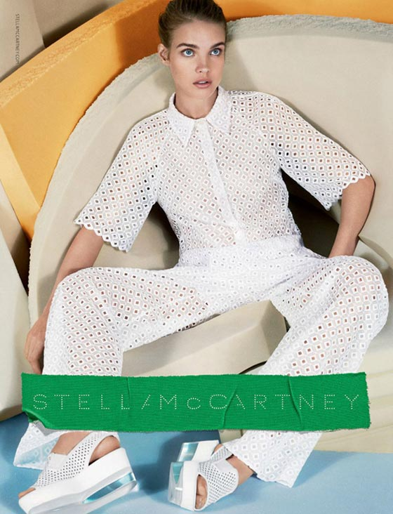 stella mccartney spring 2013 ad campaign