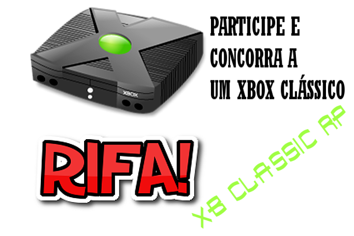 RIFA DE XBOX CLASSIC