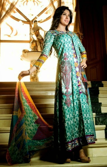 Ittehad Signature Lawn Collection