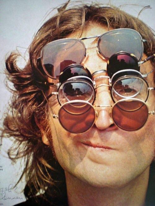 Los anteojos de John Lennon