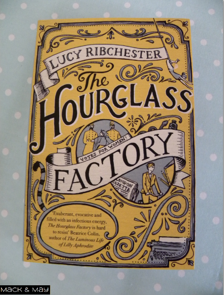 photo of The Hourglass Factory by Lucy Ribchester