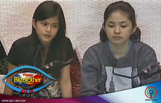 Maris and Loisa PBB all in friendship
