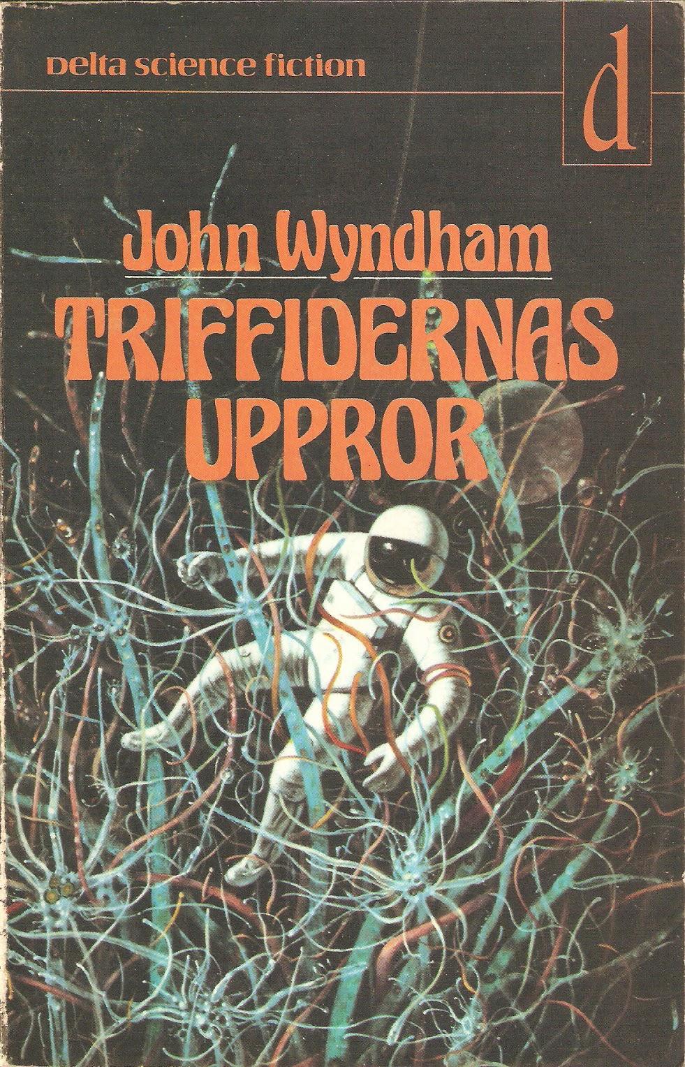 John Wyndham - Triffidernas uppror bokpärm