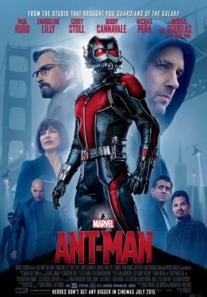 Jadwal Film ANT-MAN