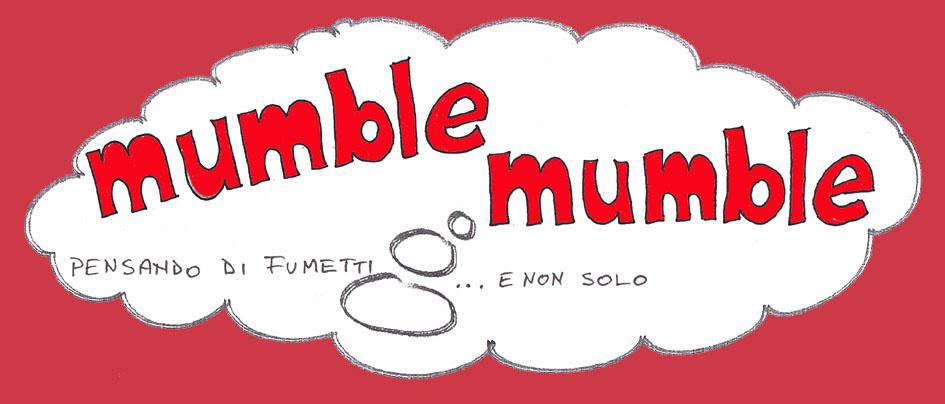 mumble...mumble