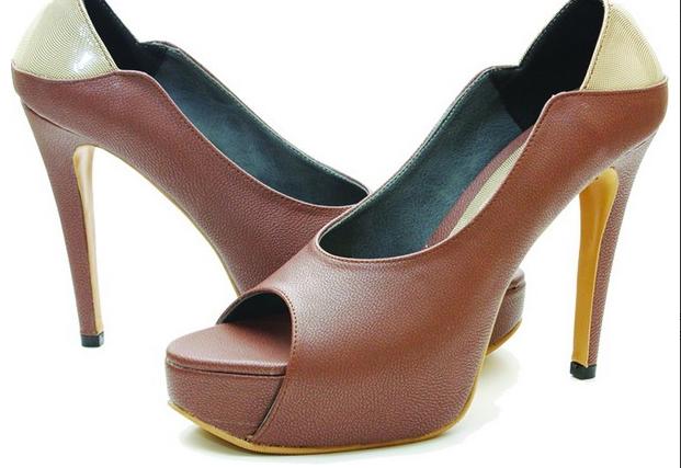 Sepatu: High heel Java Seven IFN (SDG-473)