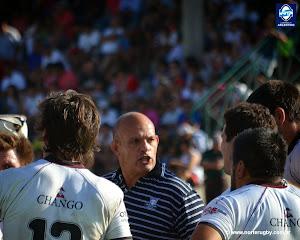 Oscar Prado, entrenador de Los Mayuatos
