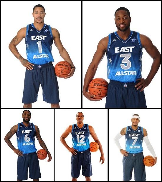 BADBOYS DELUXE: NBA ALL STARS 2012 WEST WINS