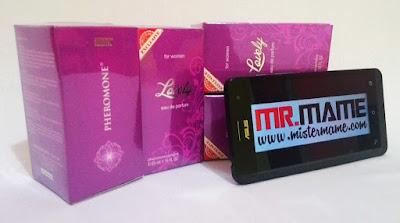 Ready Stock Jual Parfum Pheromone Lovely Untuk Wanita by Identic Pheromone dengan Harga Termurah