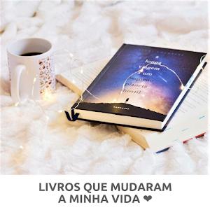 Livros especiais ❤
