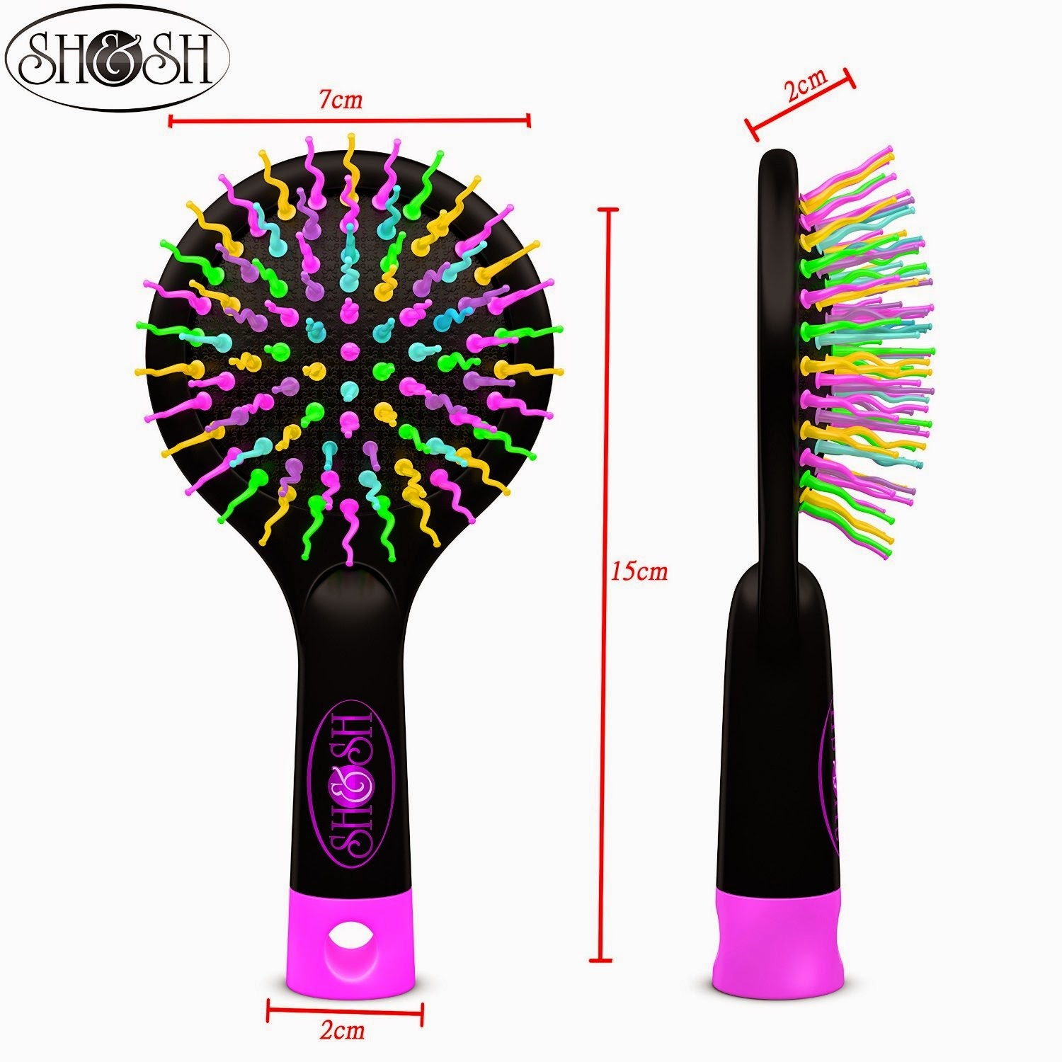 #SHSH Hair Brush