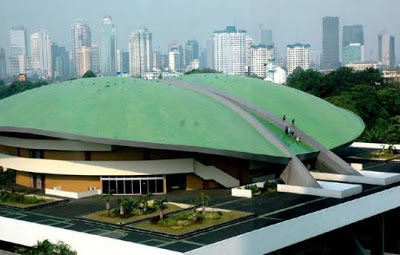 Alamat Kantor Departemen di Jakarta