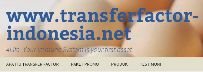 sponsored by transferfactor-indonesia.net