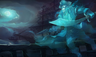 Spooky Gangplank