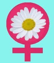 simbolo de la mujer bloggera