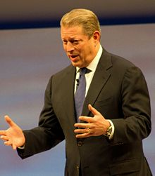 Al Gore scored 1355 on SAT
